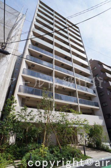 ザ・パークハウス赤坂レジデンスの外観写真
