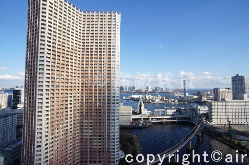 芝浦アイランド ケープタワーの外観写真