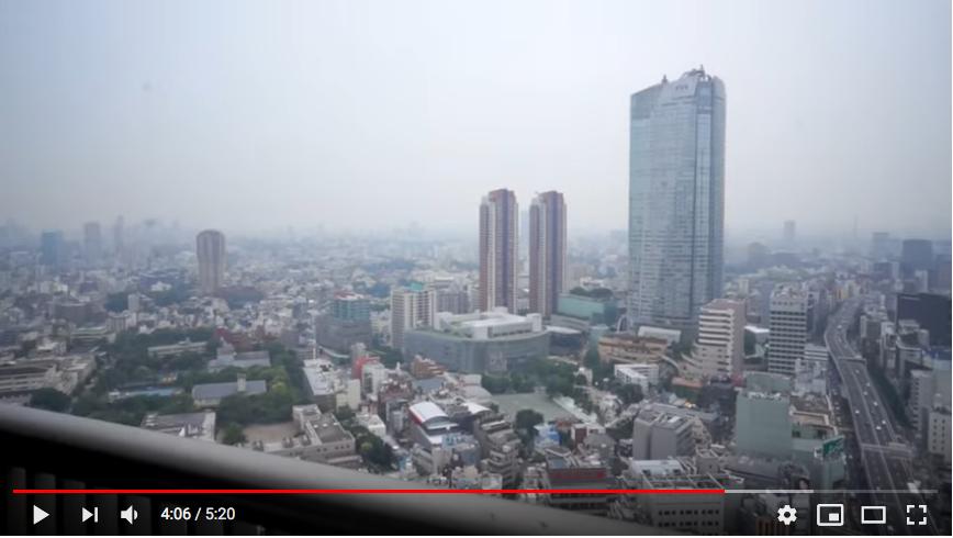 ザ 六本木 東京 クラブ レジデンスの眺望