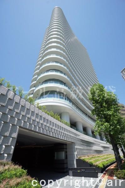 パークコート青山ザ・タワーの外観写真